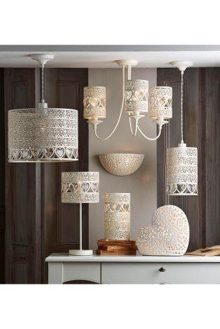 heart themed lighting matching all lights next uk online shop next wall s59 lighting