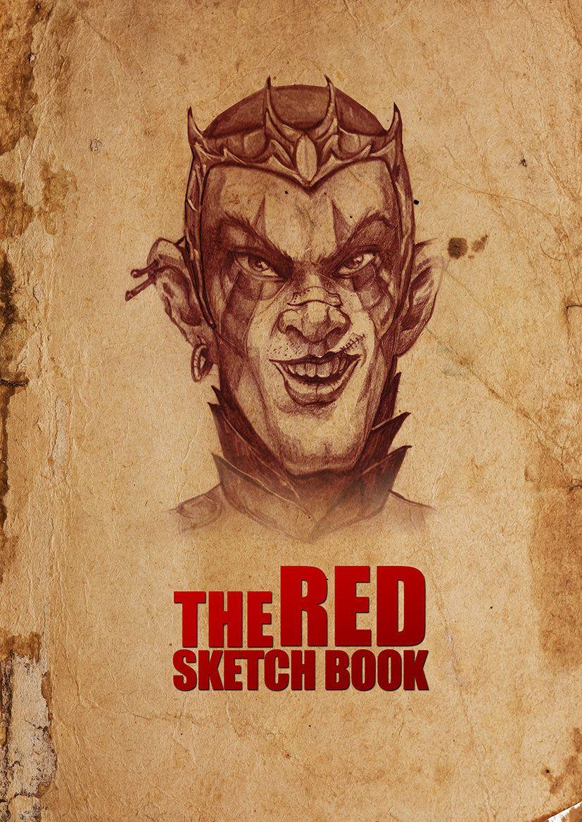The Red Sketchbook, hazique zaheer on ArtStation at http://www.artstation.com/artwork/the-red-sketchbook