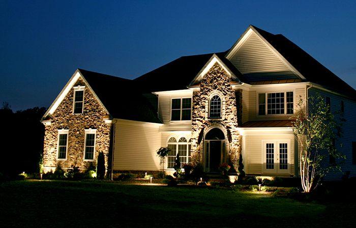6 Enchanting Landscape Lighting Solutions Exterior House Lights Exterior Lighting Led Exterior Lighting