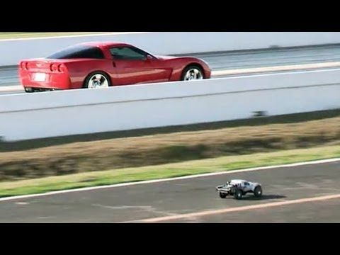 #rcxceleration #rccars RC Cars vs Real Cars - YouTube