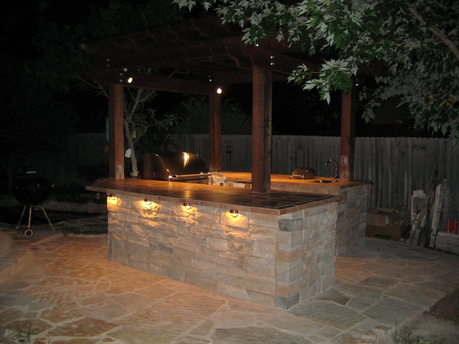 Outdoor led lighting google search outdoor led lighting project outdoor kitchen island lights a backyard kitchen is a fantastic addition to some residence its something which will shif aloadofball Gallery