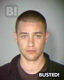 Jacob Durand Michog Arrest Details on Busted! Mugshots