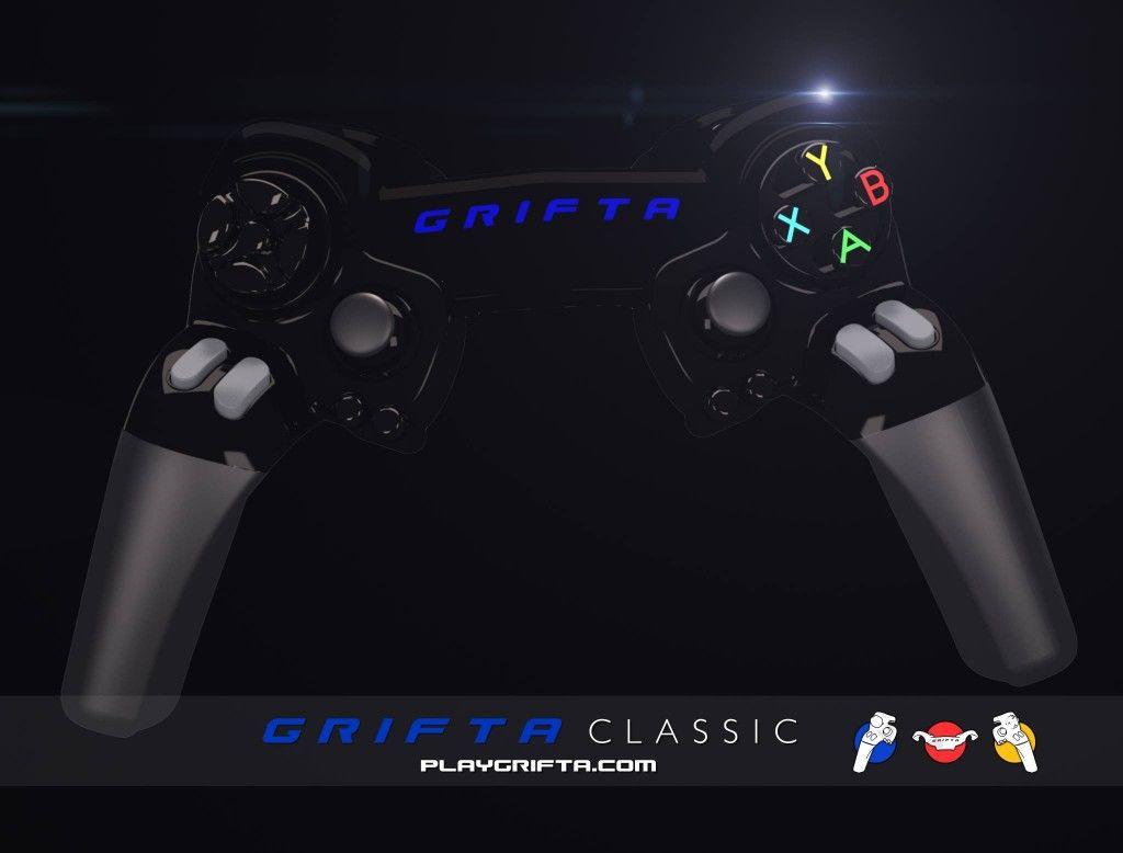 La manette modulable Grifta, adaptable à toutes les consoles et tous les jeux !