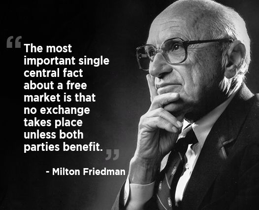 milton friedman csr essay 'corporate social responsibility' is all the rage  in his classic essay the social  responsibility of corporations, milton friedman took the.