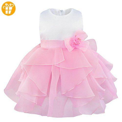 Rosa kleid 80