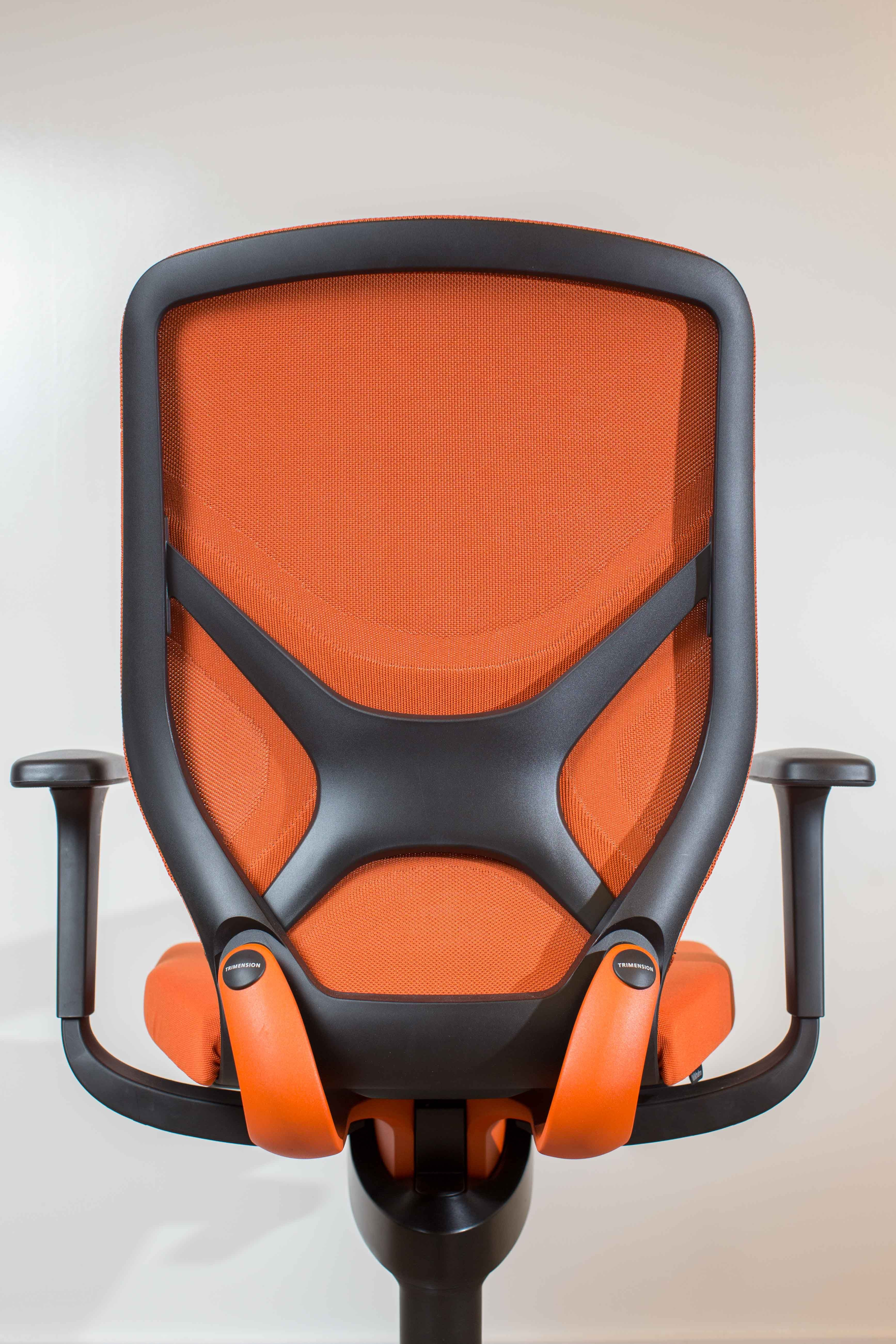 IN office chair red Winner of IF Design Award 2016