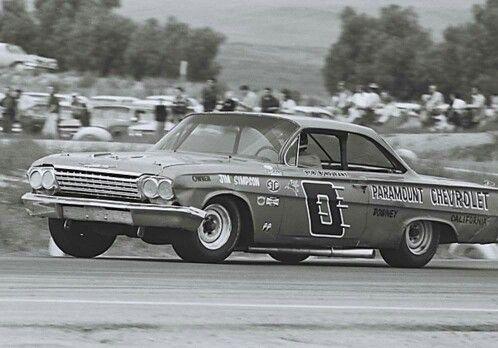Bob Bondurant Riverside 1963
