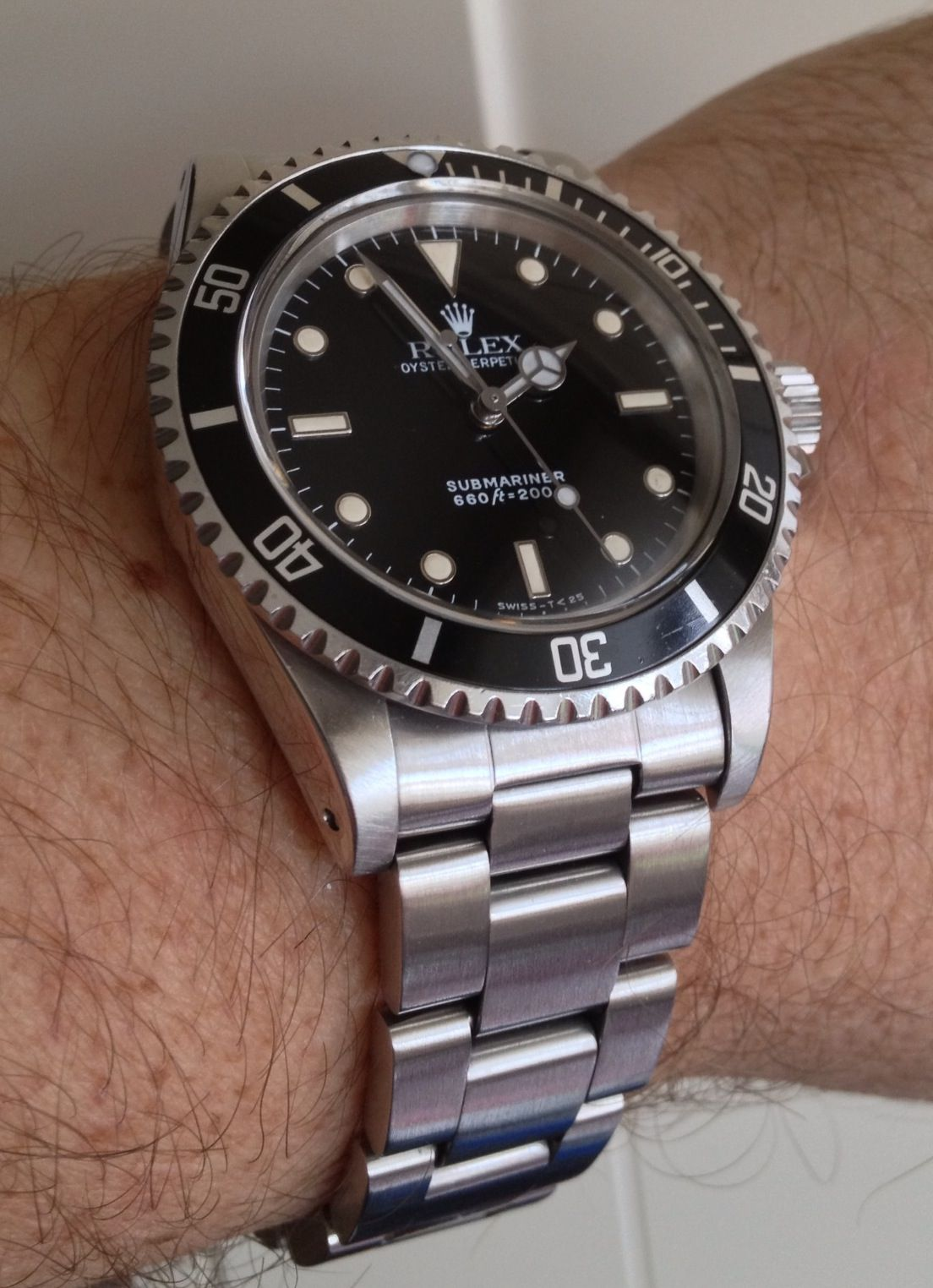 Rolex 5513 Transitional