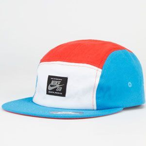 7d629c0abdb2f NIKE SB Blocked Boys 5 Panel Hat