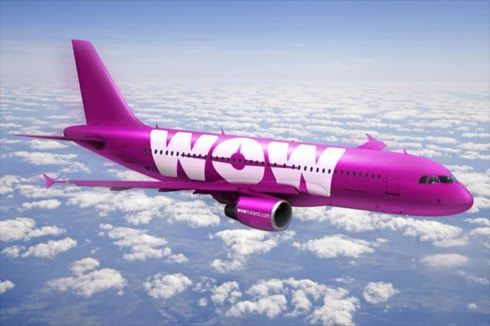Wow Air to fly from London Gatwickairport to Boston Read