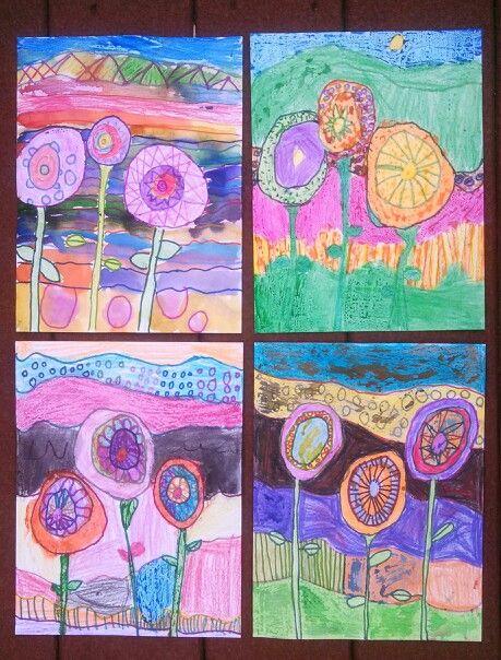 32 Easy Watercolor Painting Ideas Kids Watercolor Watercolor