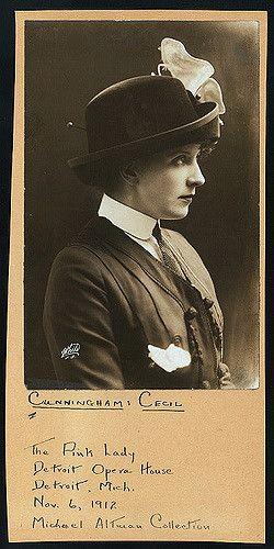 Cecil Cunningham | Chickeyonthego | Flickr