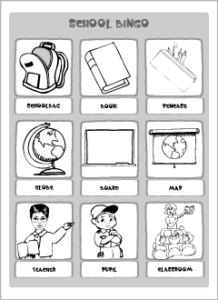 Worksheets for teaching English to kids | classroom language ...