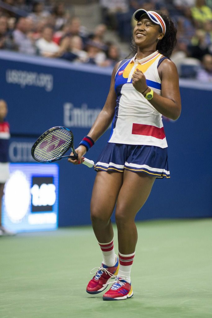 The Most Fashionable Tennis Dresses At The Us Open Tennis Dress Tennis Players Female Tennis