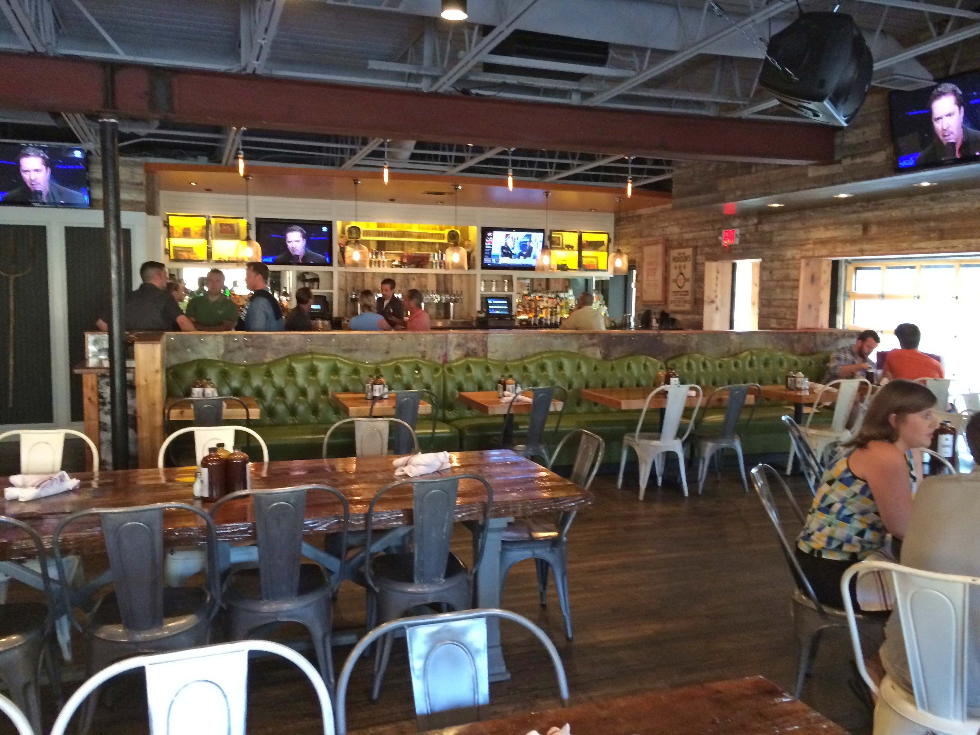 southern bbq restaurant interior - Google Search   Project ...