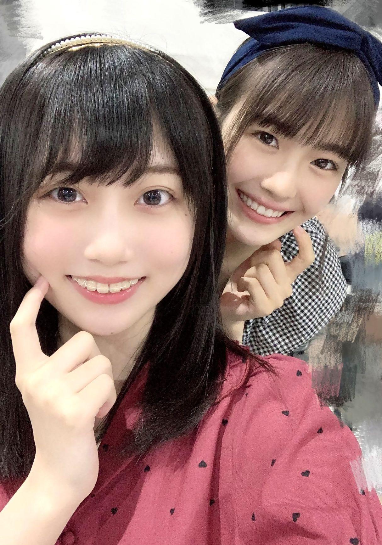 乃木坂46ツーショット 久保 乃木坂 4期生