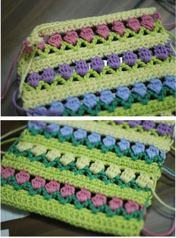 puntos+de+crochet1.png (744×1008) | puntadas | Pinterest | Patrones ...