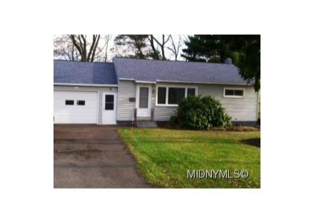 608 Coolidge Road Utica Ny 13502 Pinned From Www Coldwellbanker Com Outdoor