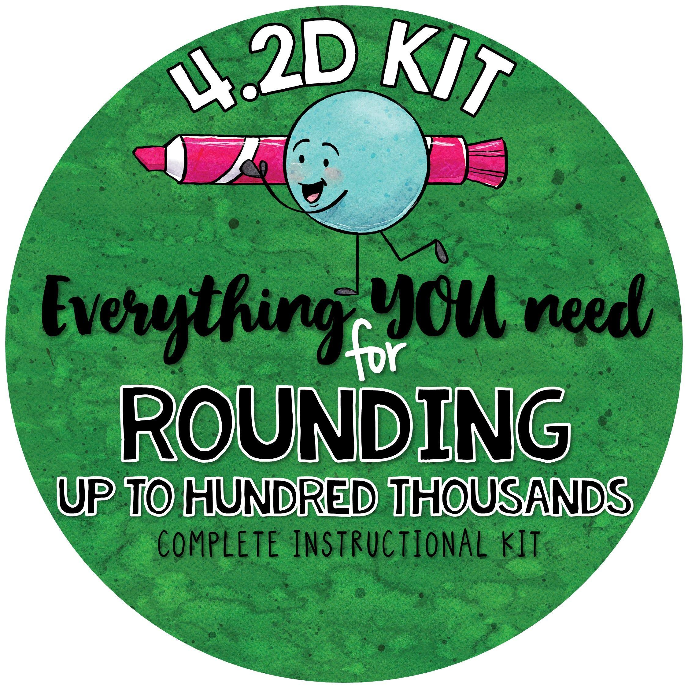 4 2 D Math Teks 4 2d Kit