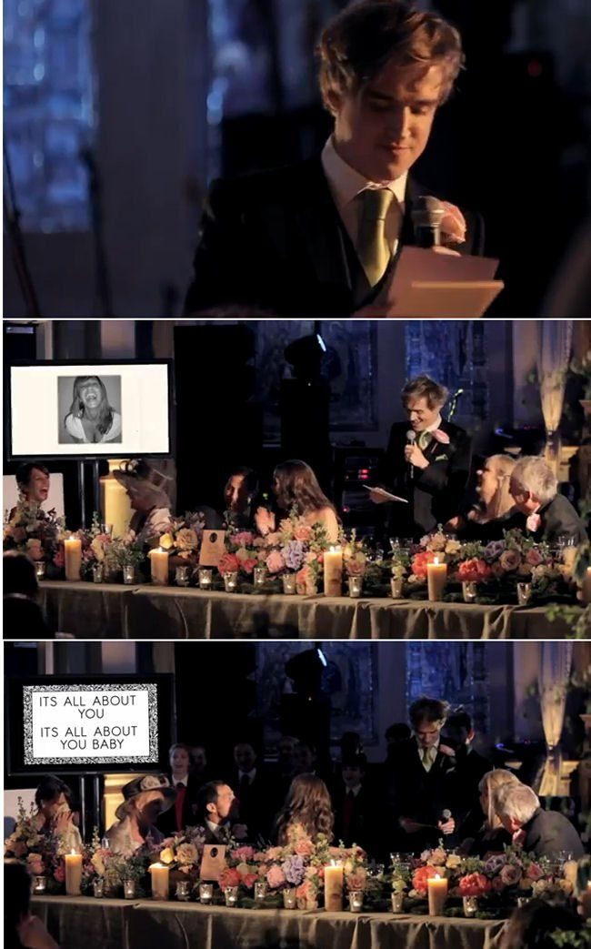 McFly...It's all about you... This was the cutest thing I