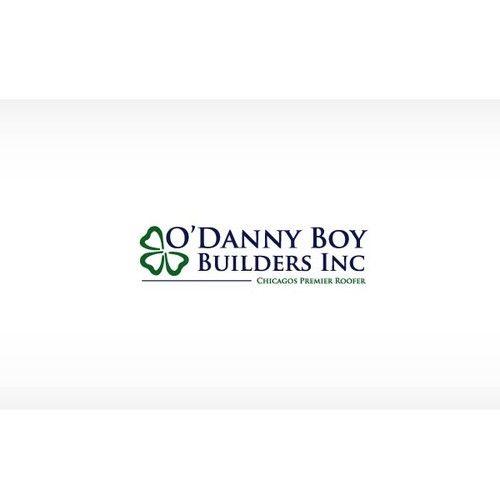 O Danny Boy Builders Inc Create A Logo For A Premier Chicago Construction Com Construction Logo Create A Logo Logo Graphic