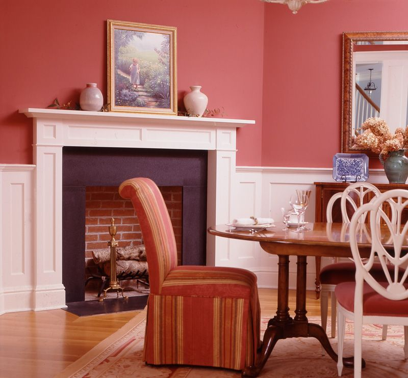 raised panel fireplace surround | Mantles and Fireplace Surrounds ...