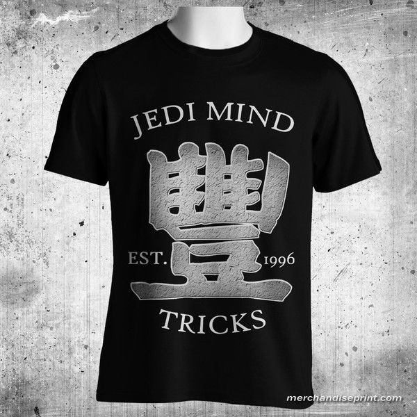 Jedi Mind Tricks EST 1996 Hip Hop Band Black T-Shirt FREE