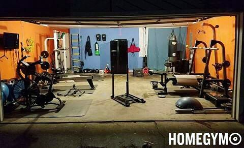 submit your home gym pics to see it on our wall and