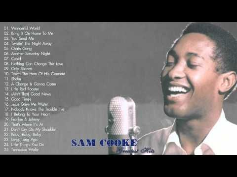 Sam Cooke Greatest Hits Full Album