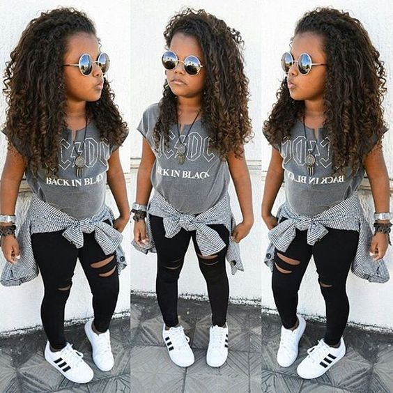 13 Kids Stylish Outfit Ideas To Try This Spring Stylish Kids Outfits