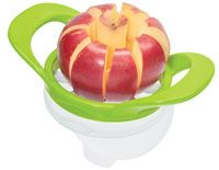 Apple slicer.  No more buying bags of sliced apples, and it works great!