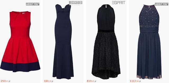 0c121c3b58 Modne sukienki wieczorowe - zamów online  sukienki  moda  modadamska  sklep   skleponline