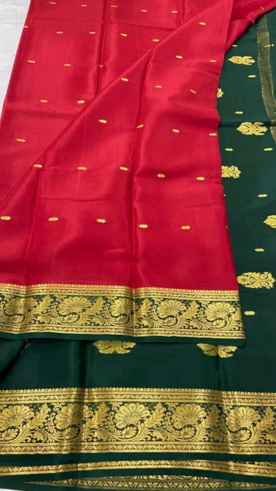 pure mysore silks