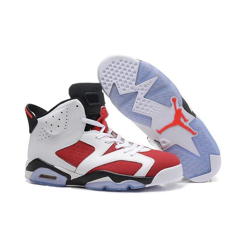 Air Jordan Retro 6 Oreo Gsm