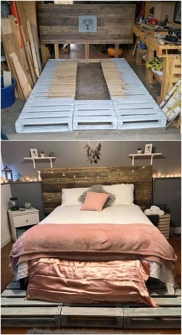Creative And Useful Wood Pallet Reusing Ideas Wood Pallets  # Muebles Relleno Solana