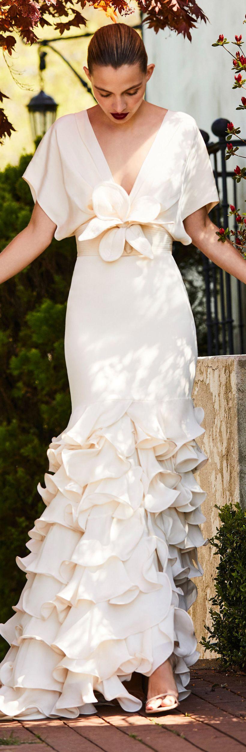 Johanna ortiz ss runway pinterest fashion wedding dress
