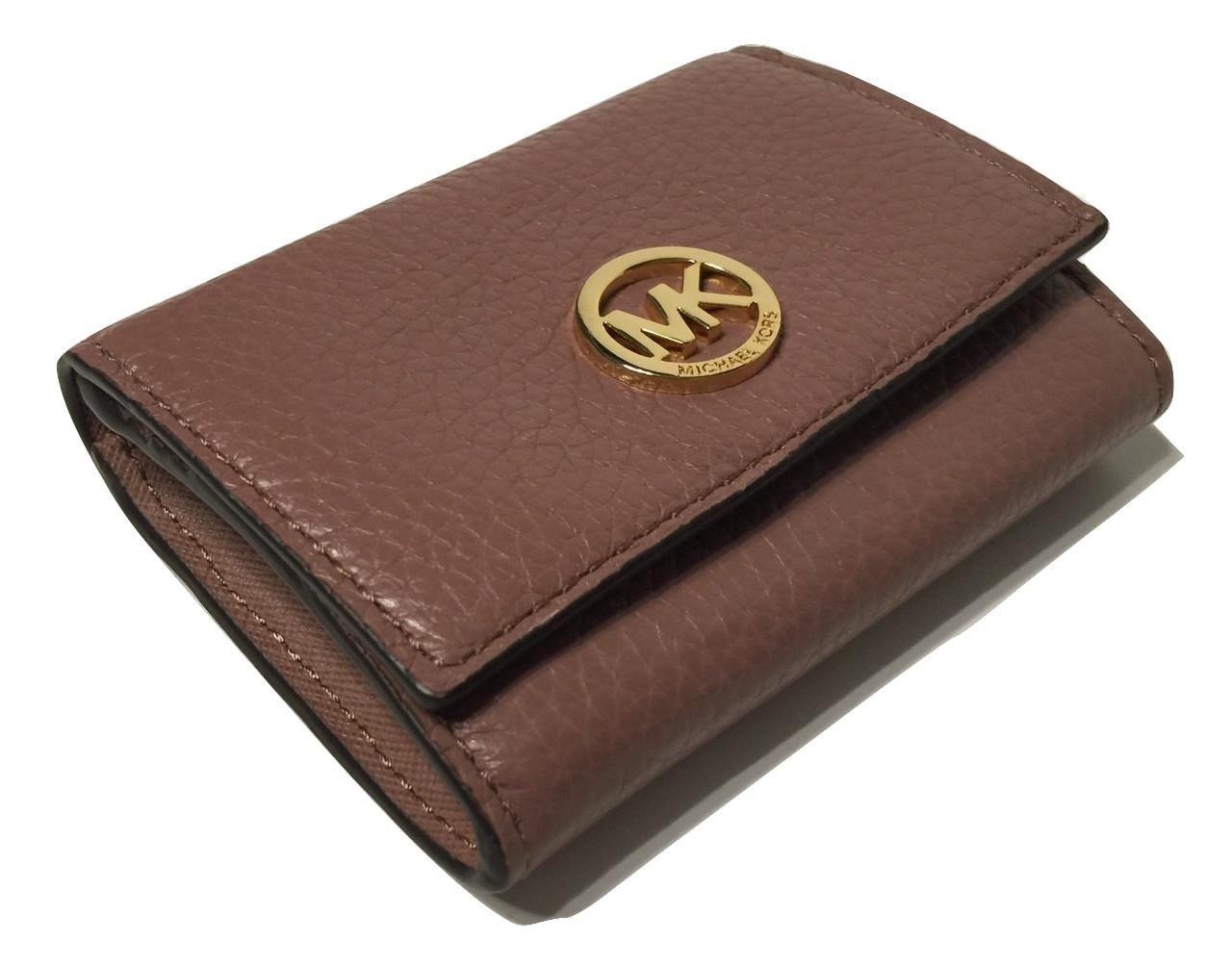 894d6223936b Michael Kors Fulton Snap Credit Card Case Holder. Free shipping and  guaranteed…