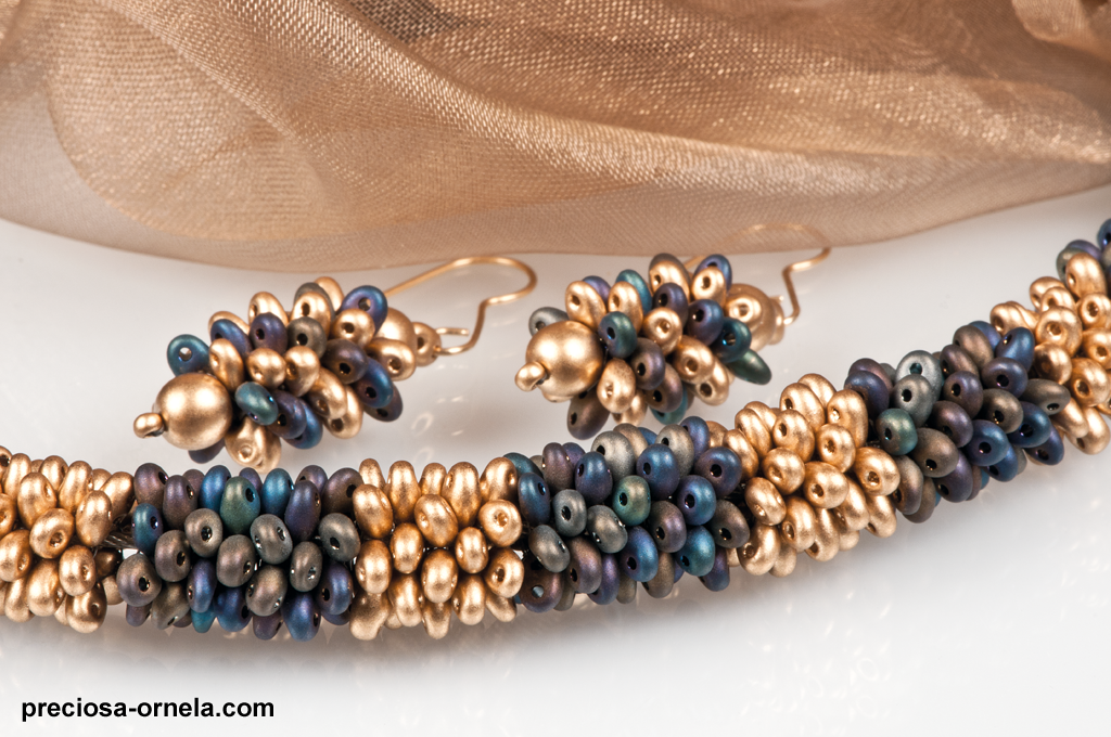 kerrie slade have used czech preciosa traditional czech seed beads in her creation preciosa