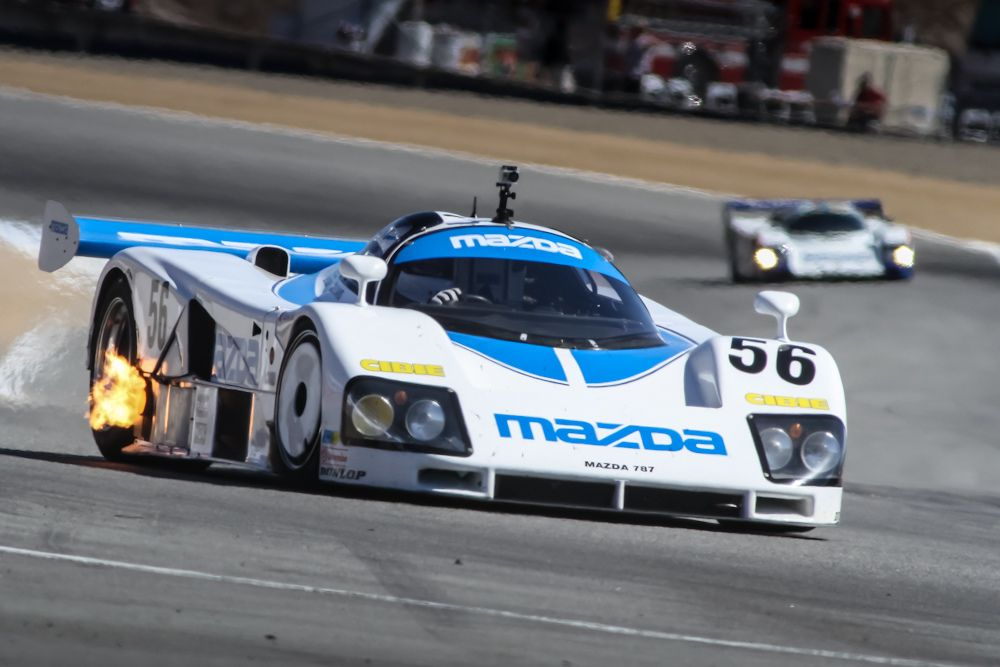 Mazda 787 - More information | Rotary Power | Pinterest | Mazda, Le ...
