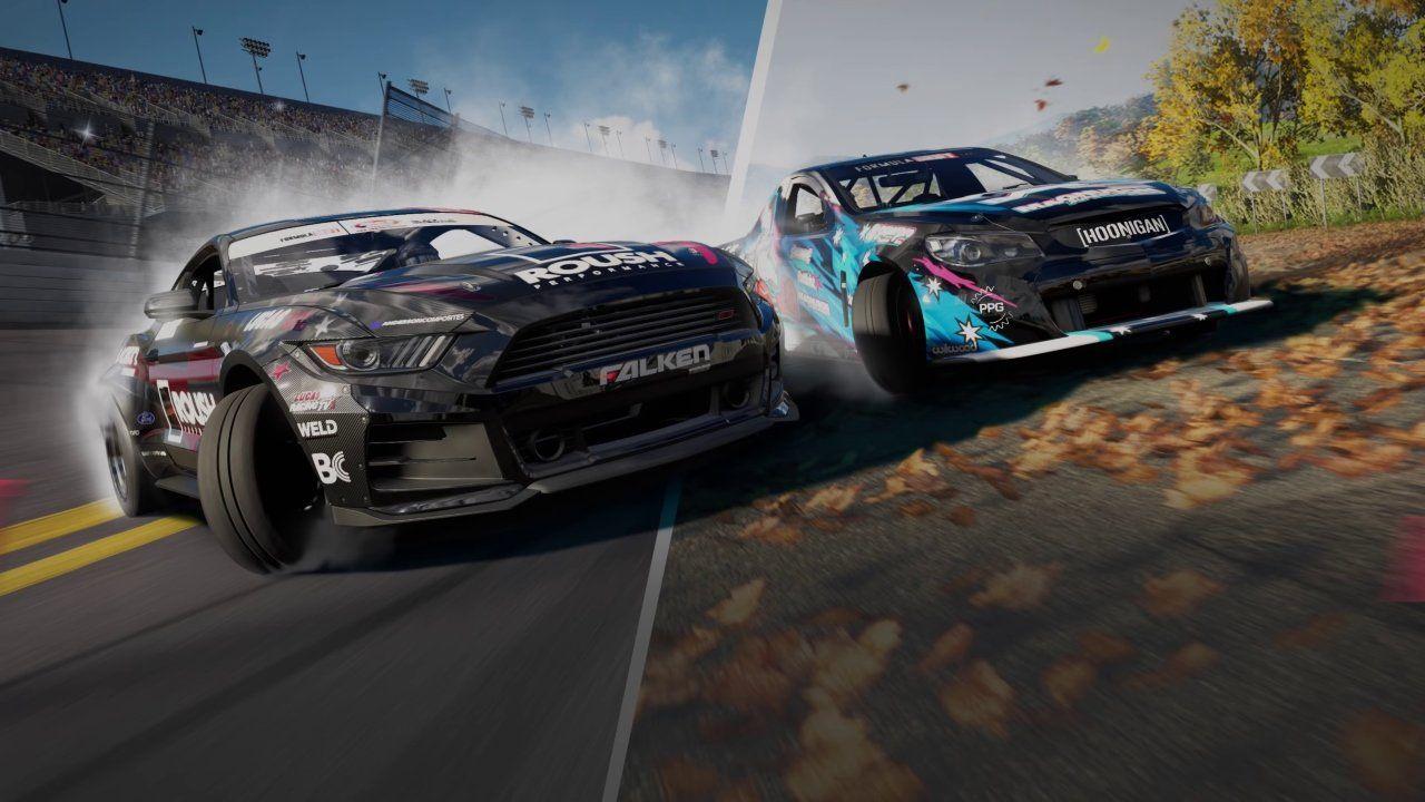 Forza Horizon 4 Formula Drift Car Pack Trailer The
