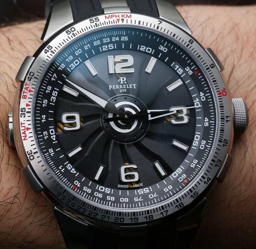 Perrelet Turbine Pilot Watch