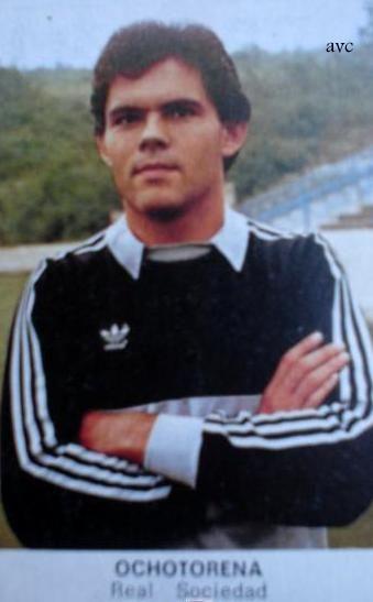 OCHOTORENA (R. Sociedad - 1979)