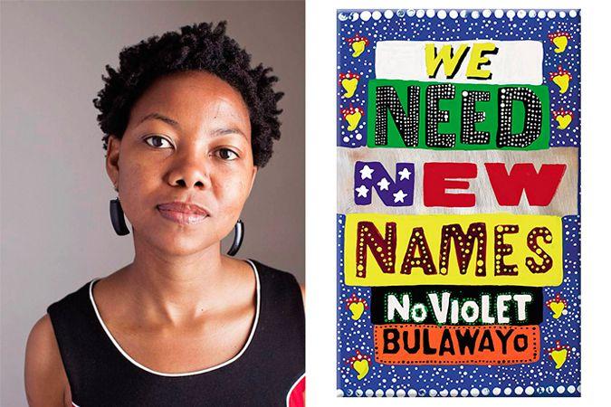 «Нам потрібні нові імена», Ноувайолет Булавайо. Колаж із сайту buro247.kz