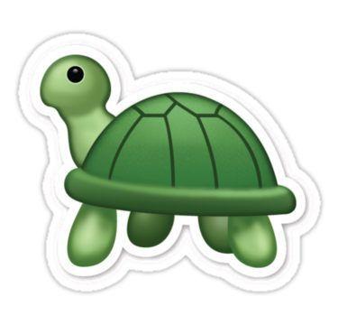 Insert Turtle Emoji Here Sticker By Lizarddesign5 Emojis