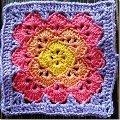 granny square love crochet blankets pattern idea h keln stricken und h keln muster. Black Bedroom Furniture Sets. Home Design Ideas