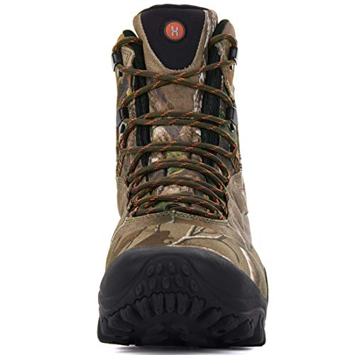 Xpeti Men S Thermator Mid Rise Waterproof Hiking Boot Hunting Trekking Work Outdoor Boots Hiking Boots Waterproof Hiking Boots