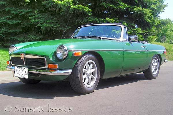 Mgb cars for sale