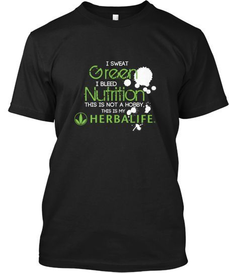 Herbalife Green Nutrition T-shirts  40c29a9e0