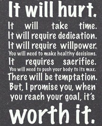 54 Super ideas for fitness motivation quotes inspiration baby steps #motivation #quotes #fitness #ba...