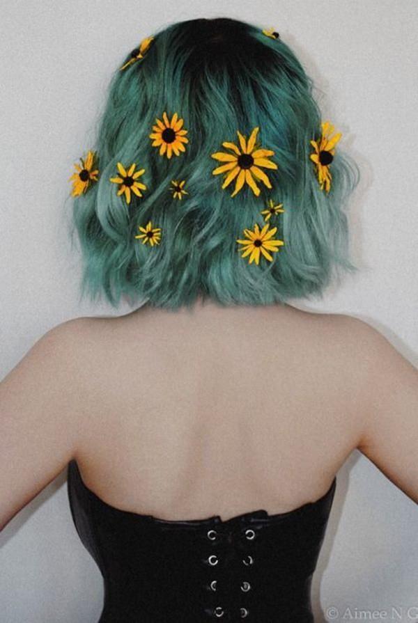 Photo of 71 grüne Haare färben Ideen, die Sie lieben werden — Alles für die besten Frisuren